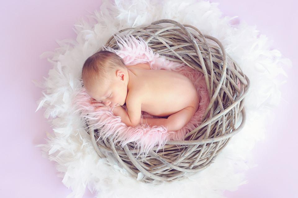 Baby mandje